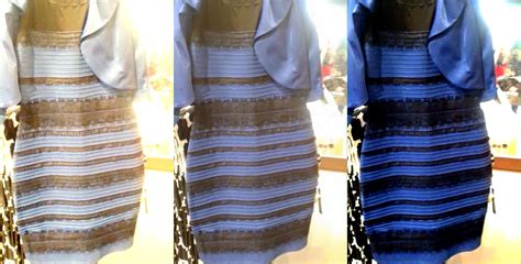 Baju White Gold Or Blue Black gold and white or blue and black the science of why no one agrees on the color of this dress