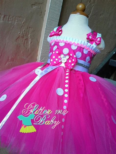Dress Minie minnie mouse minnie mouse tutu dress princess minnie