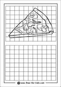 Grid Drawing Online mystery grid drawing worksheets www imgarcade com online image