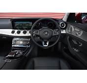 Mercedes Benz E Class Interior  Autocar