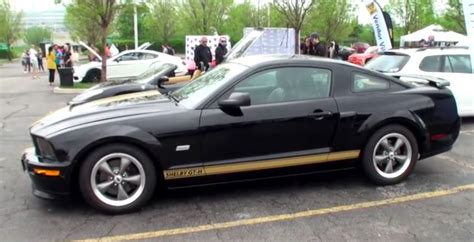 Ford Mustang Hertz by 2006 Ford Mustang Shelby Gt H Hertz