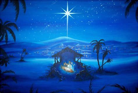 free nativity scene wallpapers wallpaper cave