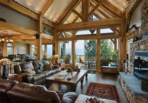 Timber Frame Great Rooms - timber frame great rooms photo gallery