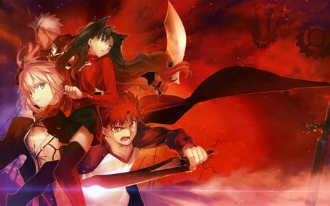 wallpaper anime fate stay night fate stay night anime wallpapers 1920x1200 514491
