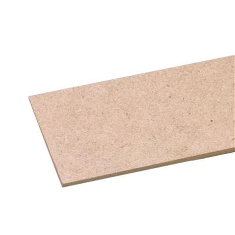 mdf bender board common 1 4 in x 3 3 4 in x 97 in