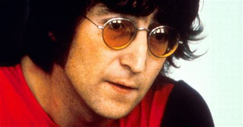 lennon s sunglasses which he sted on in rage