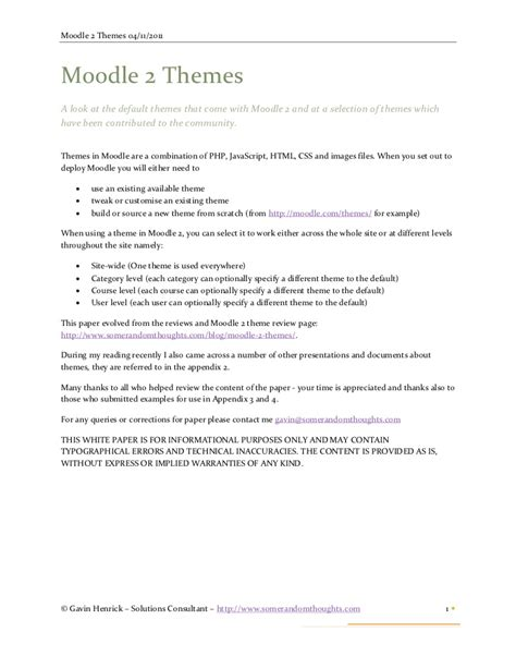 moodle theme javascript a look at moodle 2 themes
