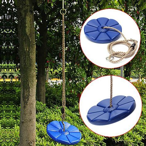 baby swing for tree hanging 28cm outdoor kids baby playground swing seat toys rotating