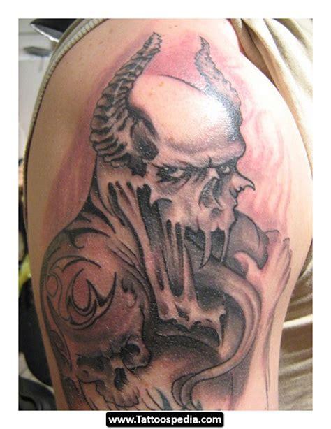 tattoo design evil evil tattoos 14