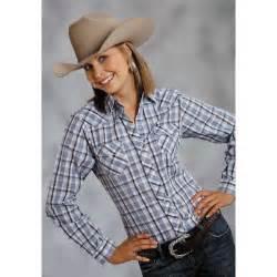 Hey cowboy quot womens western shirt western wear western plaid