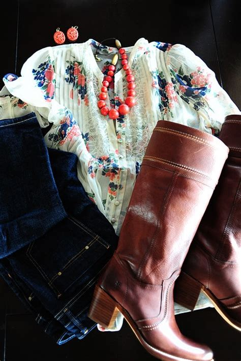 Ree Drummond Wardrobe by Pioneer So Stylish Clothes Shoes Jewelry