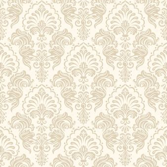 Wallpaper Dinding Luxury Classic Coklat Gold floral pattern vectors photos and psd files free