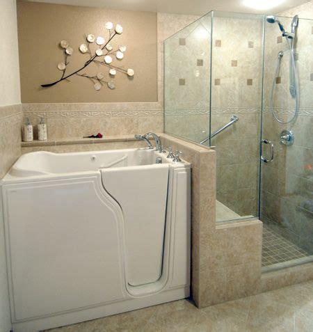 modify bathtub to walk in a walk whirlpool tub and walk in on pinterest