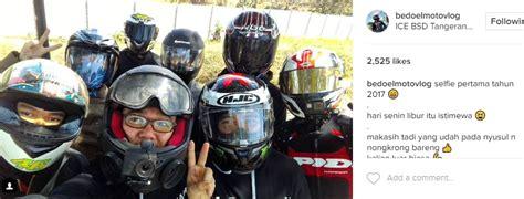 Helm Vixion New daftar helm motovlog yang bagus dan keren
