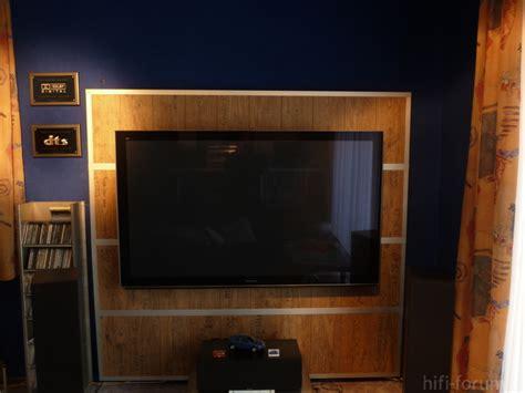Wohnzimmer Ideen Wand 4673 by Bilder Eurer Panasonic Plasmas Panasonic Hifi Forum