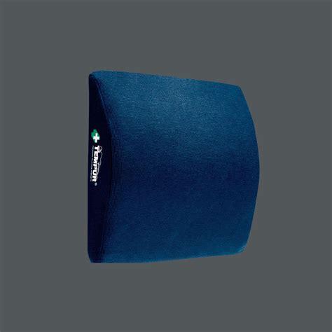 cuscino per la schiena tempur cuscino per la schiena transit cuscini speciali