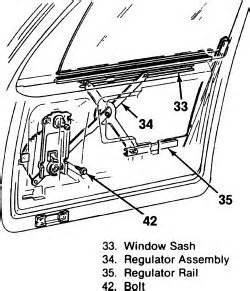 Electric Car Window Components Solved How To Install A Door Glass For A Chev C10 Fixya