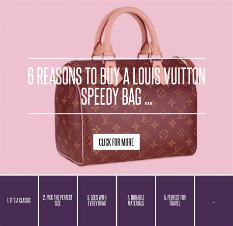 6 Reasons To Buy Fakes Arguments Against 2 by 6 Reasons To Buy A Louis Vuitton Speedy Bag Fashion