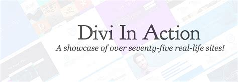 divi themes exles 75 stunning exles of the divi wordpress theme in action