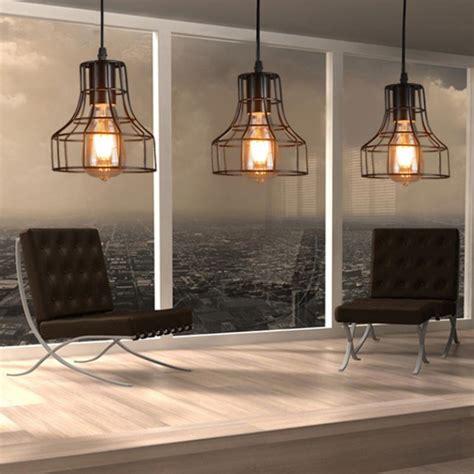Hanging Bar Pendant Lights ᐅloft Retro Hanging L ツ 175 Industrial Industrial Minimalist Iron Pendant Light ᗚ Bar Bar