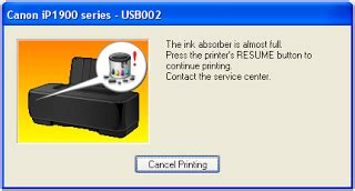 Cara Reset Printer Canon Ip1980 Di Windows 7 171 Fariqi Azka | link files