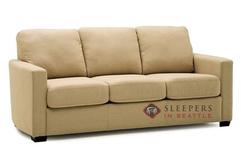 Palliser Sleeper Sofa by Customize And Personalize Carlten By Palliser Fabric