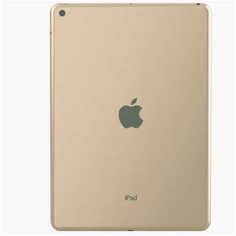 Air 2 Gold apple air 2 gold 3d model max obj cgtrader