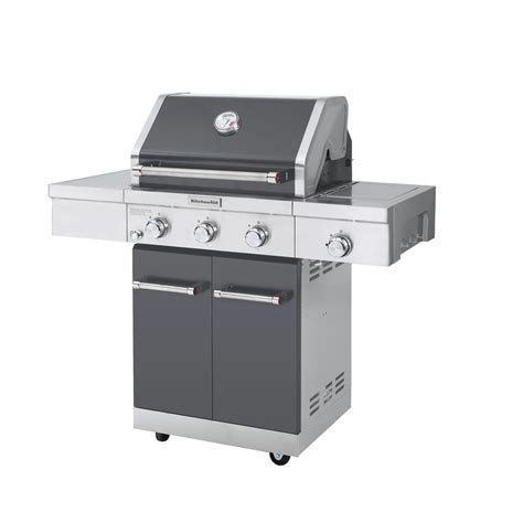 Kitchenaid Grill With Sear Napoleon Propane Grills Gas Grills Grills Outdoor
