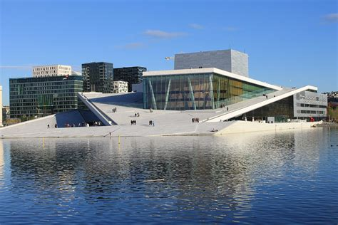 Opera House by Opera Gallery Photo Album Of Oslo Opera House