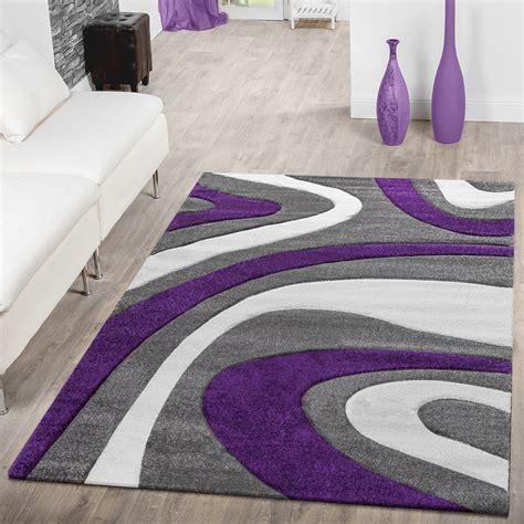 designer teppich modern designer teppich modern kurzflor mallorca mit wellen