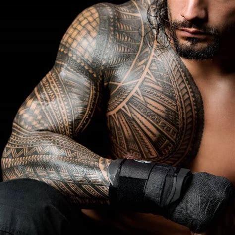 wwe tattoo maker roman reigns tattoo page 2 truetattoos