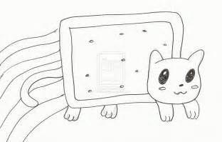 nyan cat coloring pages nyan cat coloring pages to color coloring pages