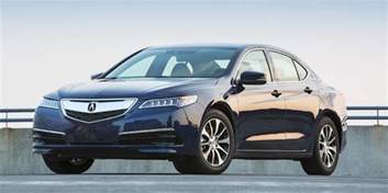 2016 Acura Tlx 2016 Acura Tlx Best Buy Review Consumer Guide Auto