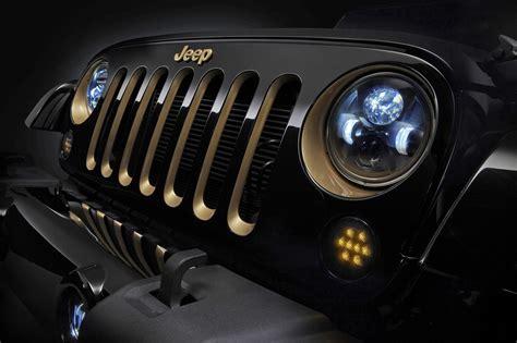 Led Jeep Wrangler Exciting Led Headlight Technology Jw Speaker Brand