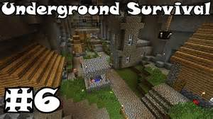 Minecraft Bedroom Ideas minecraft underground survival episode 6 new base
