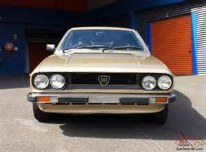 Lancia 2000 Coupe For Sale Lancia Beta Coupe 2000 With Aircon Priced To Sell Manual