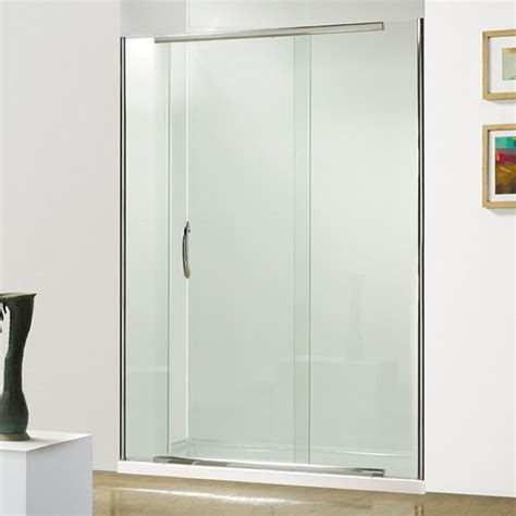 Frameless Sliding Shower Doors by Kudos Infinite Semi Frameless Sliding Shower Door 1200mm