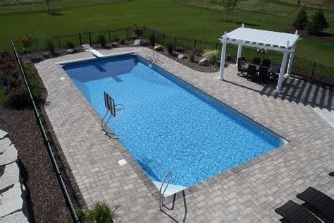 inground swimming pool builders  waukesha wi