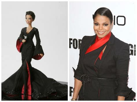 black doll janet jackson size with their own dolls page 5