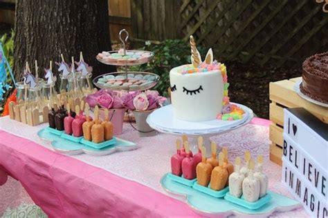 decoracion unicornio cumpleaños 322 mejores im 225 genes de cumplea 241 os de ni 241 a en