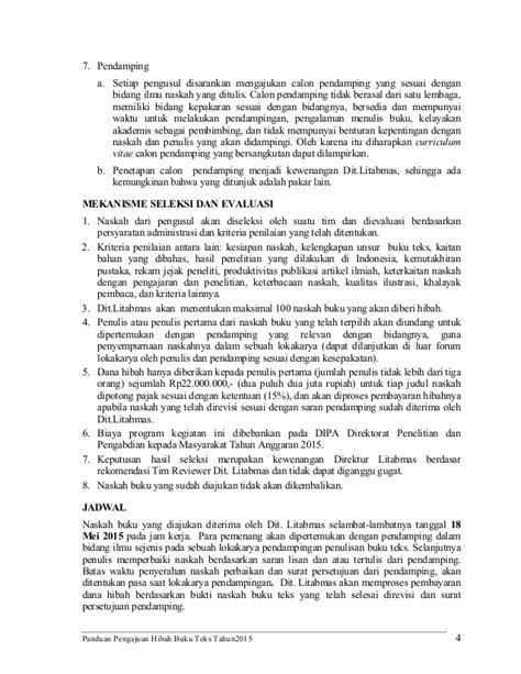 Buku Ajar Metodologi Penelitian Kesehatan pedoman hibah buku ajar 2015