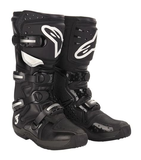 alpinestar tech 3 motocross boots alpinestars tech 3 boots revzilla