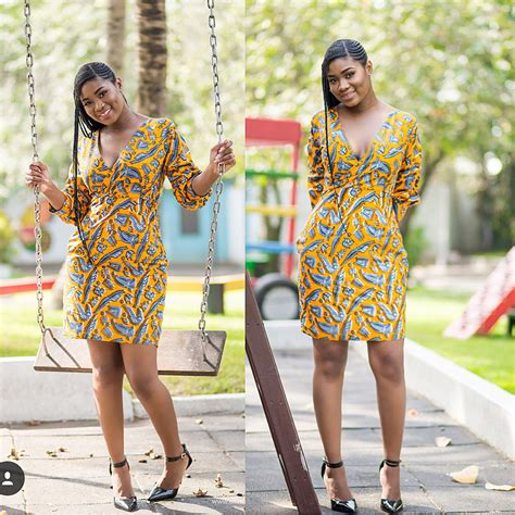 latest short ankara gown 40 latest new ankara short gown styles 2018 for bright