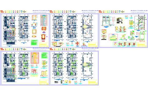 What Is Sanitary Plumbing by Sanitary And Plumbing Detail For House Cad Drawing