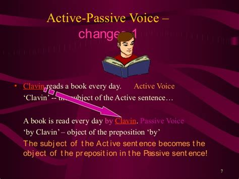 active and passive voice arman