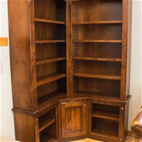 corner bookcases custom bookcases custommade
