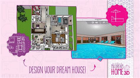 design virtual dream house home design 3d my dream home android apps on google play