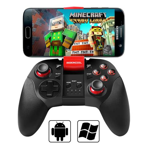 android bluetooth phone controller beboncool bluetooth controller bluetooth gamepad for