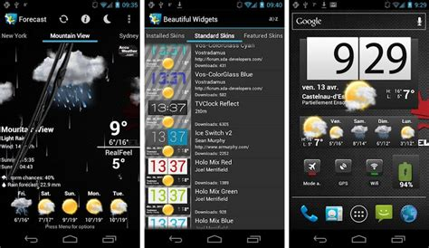 screenshots android best android apps for personalizing and customizing your phone android authority
