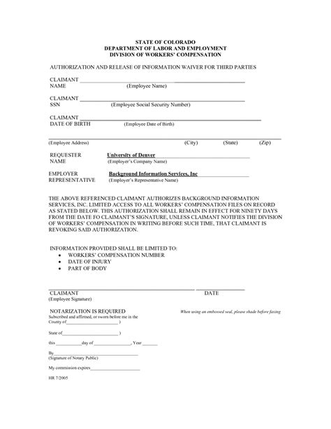 Workers Compensation Exemption Letter Lgbtlighthousehayward Org Workers Compensation Letter Template